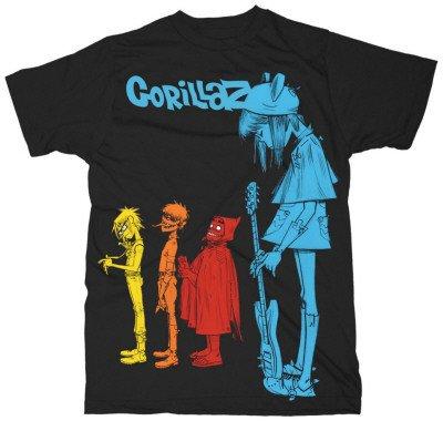 Gorillaz Rock The House T-Shirt