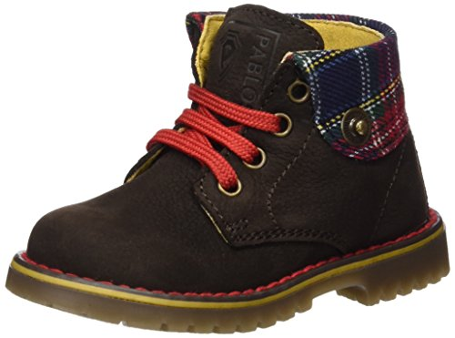Pablosky Jungen 098297 Sneaker Braun