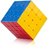 #8: AdiChai 4 by 4 Stickerless Magic Speed Cube