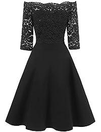 Damen Elegant Kleid Sommer Mumuj Küchenspielzeug Business iwPlXuZTOk