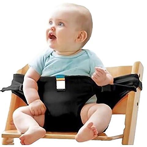 YOYOBABY baby tragbarer Stuhl-Sitzgurt Kindersitz Esszimmerstuhl Sicherheitsgurt Hochstuhl Babysitz