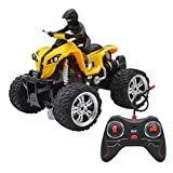 Jersh★ Remote Control Buggy, 2019 Four-Way Remote Control Beach 360° Rotating Off-Road Vehicle Children\'S Toy Remote Control Car Off-Road Motorcycle Four-Way Vehicles
