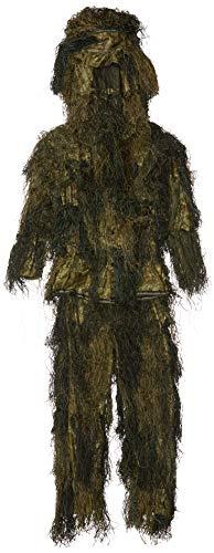 Kids Ghillie Suit (Mädchen Army Kostüm)