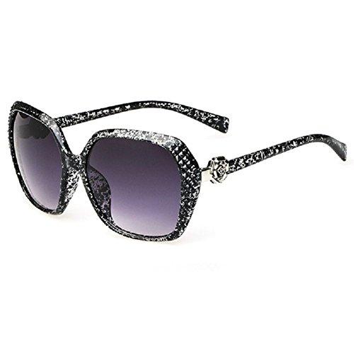 O-C da donna classici occhiali da sole rosa 58mm bianco off-white
