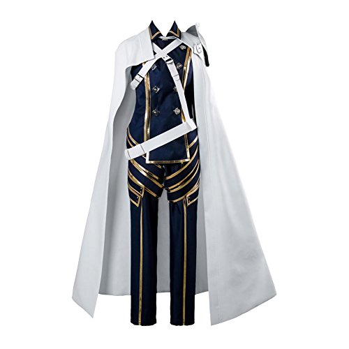 Fire Emblem Awakening Prinz Chrom Cosplay Kostüm Herren L
