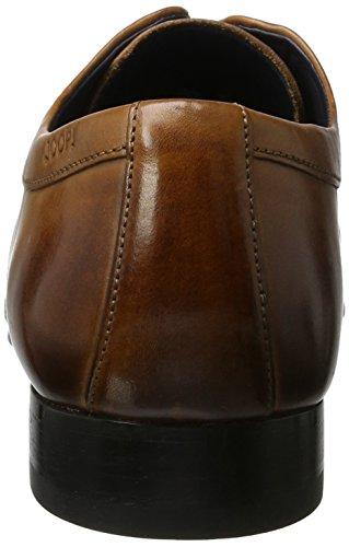 Joop Herren Itanos Kleitos Derby Lfu2 Braun (Cognac)