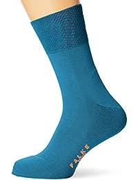 FALKE Unisex Socken Run - Baumwollmischung, 1 Paar,Blau (Frost 6508), 39-41 (UK 5.5-7.5 Ι US 6.5-8.5)