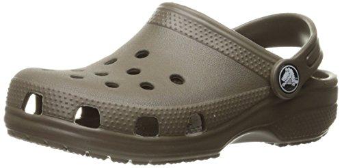 crocs Unisex-Kinder Classic Clog Kids Clogs, Braun (Chocolate), 20-21 EU (C5 UK)