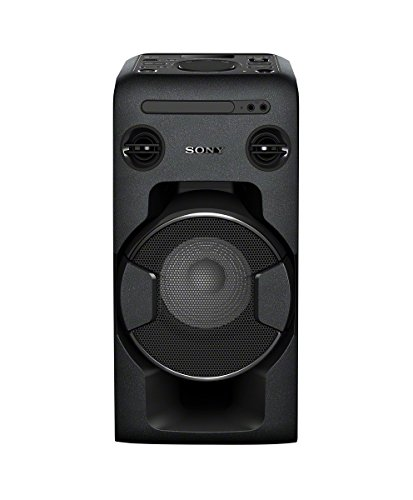 Sony MHC-V11 High Power Home Audio System with Bluetooth and NFC - Black