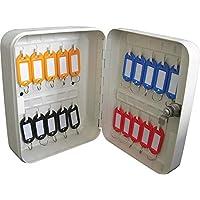 Safety First Aid KC001Schrank, grau, 20Key Kapazität preisvergleich bei billige-tabletten.eu