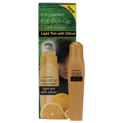 Pretty - Correcteur roll-on yeux teinte claire avec extrait de citron 14ml