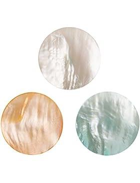 Meilanty 3 Coins 33mm für Münzfassungen Halskette GP-0118