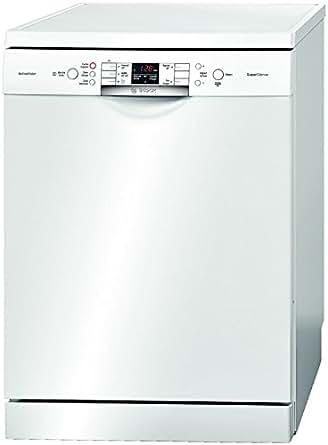 Bosch SMS53M52FF Lave Vaisselle Pose Libre 60 cm Nombre de Couverts: 13 44 dB Classe: A++