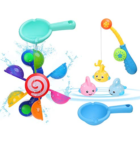 BBLIKE Baby Bath Time Fun Toys, ...