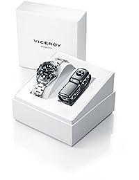 Reloj Viceroy Niño Comunión Cadete 40975-55 Acero + Cámara de regalo