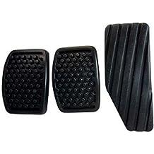 3 Pcs Acelerador Freno Y Embrague Pedal Pad