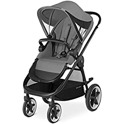 Cybex Balios M - Silla de paseo, (desde el nacimiento hasta 17 kg), color Manhattan grey