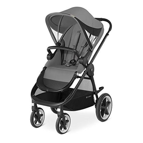 Cybex Gold Balios M, Kinderwagen, Kollektion 2018, manhattan grey