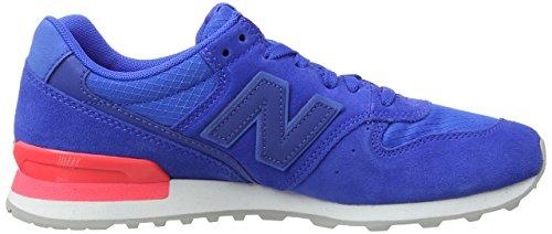 New Balance Wr996, Baskets Femme Bleu (Blue)