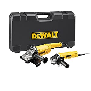 DeWalt dwe494twin amoladora de ángulo Twin Set de 2/230/125mm