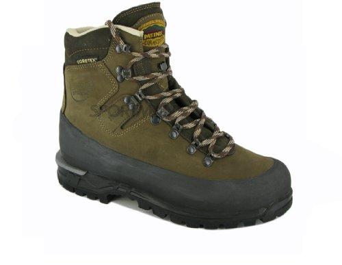Meindl Himalaya MFS brun ~ Chaussures grande randonnée chanvre