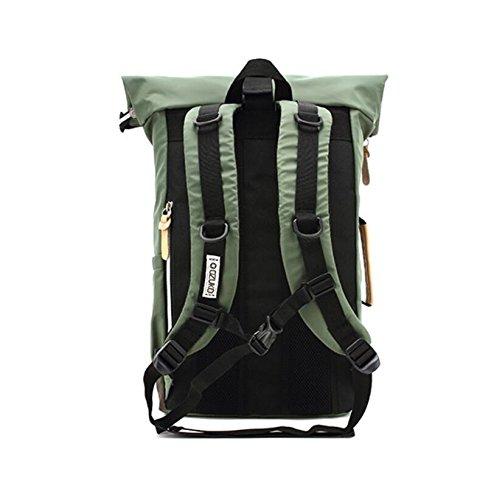 Z&N Camuffamento multifunzione all'aperto borsa a tracolla uomini e donne moda zaino viaggio di svago zaino tattico zaino militare camminando bagaglio palestra borsa borsa attrezzatura da campeggioArm Army Green