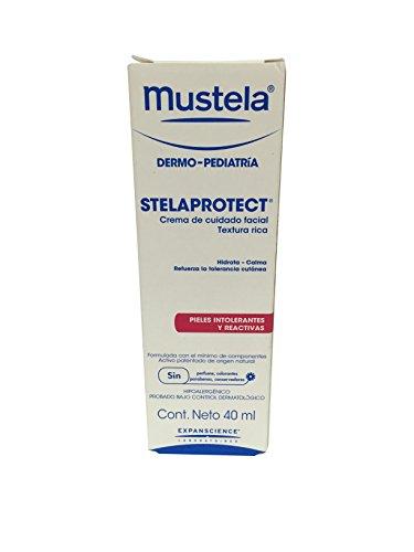 MUSTELA STELAPROTECT Crema viso texture ricca 40ml pelle intollerante reattiva