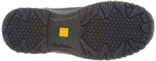 Dr. Martens Industrial  753SM, Chaussures de sécurité pour homme noir noir