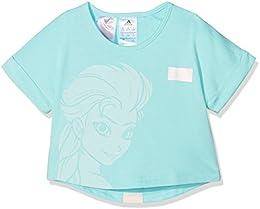 camisetas cortas adidas niña