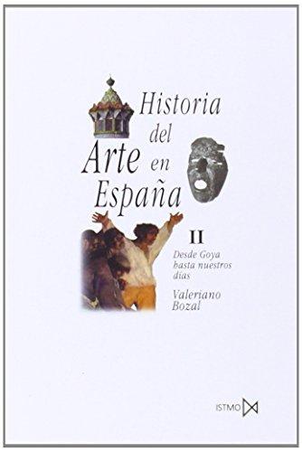 Descargar Libro Historia del Arte en España II (Fundamentos) de Valeriano Bozal