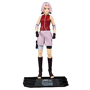 Naruto 12015 - Figura de acción de Sakura Shippuden (7 Pulgadas)