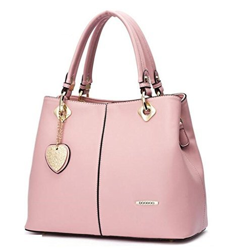 Bagtopia - Mode (fashion) Damen, Pink (babyrosa), Medium -