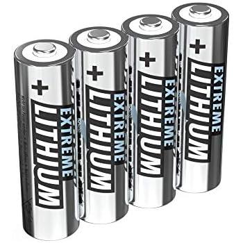 ansmann extreme lithium batterie aa mignon 4er pack elektronik. Black Bedroom Furniture Sets. Home Design Ideas