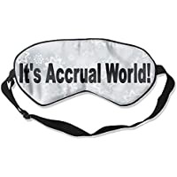 It's Accrual World 99% Eyeshade Blinders Sleeping Eye Patch Eye Mask Blindfold For Travel Insomnia Meditation preisvergleich bei billige-tabletten.eu