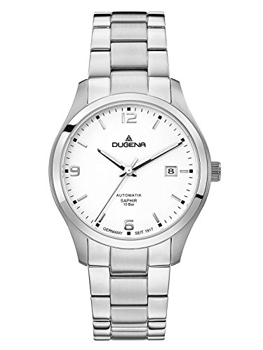 Dugena Unisex Adult Analogue Automatic Watch with None Strap 4460698