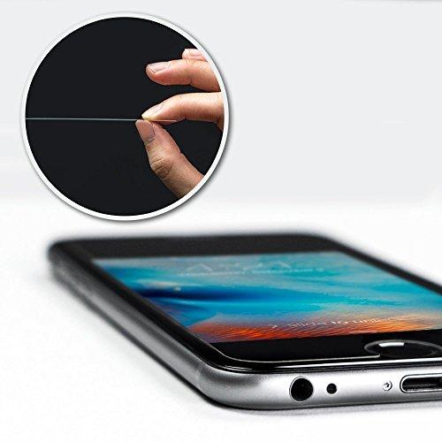 Spigen Protecteur d'écran iPhone 6S / 6, Verre Trempé iPhone 6s, **Facile à Poser** [Anti-Trace de Doigts] *Ultra Clair* Protection écran iPhone 6, Film Protection iPhone 6S (SGP11588)