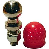 Timtina - Bola de enganche de remolque (50 mm, 3,5 T)