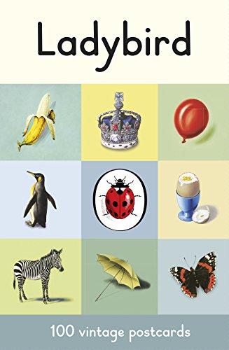 Ladybird: 100 vintage postcards -