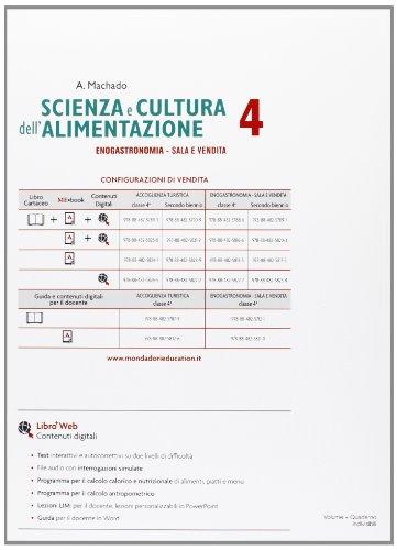 Zoom IMG-3 scienza e cultura dell alimentazione