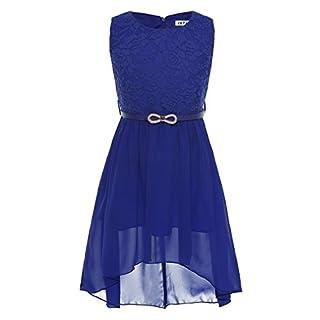 Blaues kleid auf hochzeit
