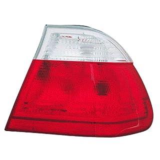 AL BM3 E46 4drs 98-01 Clear/Red