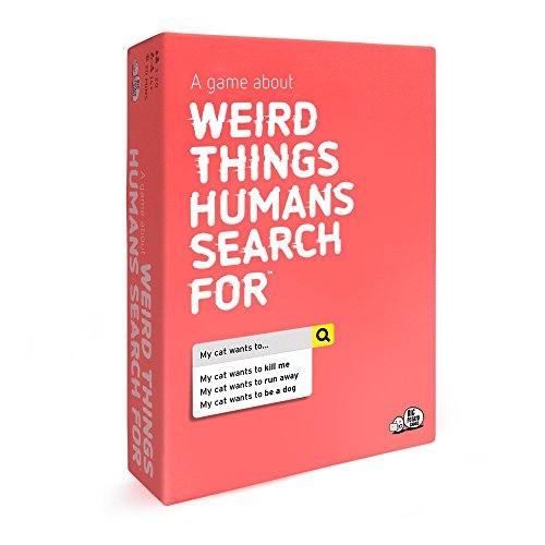 Big Potato Weird Things Humans Search For: A Party Game About The Strange Side Of Google