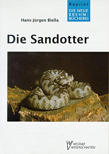 SANDOTTER (Die Neue Brehm-Bücherei / Zoologische, botanische und paläontologische Monografien)
