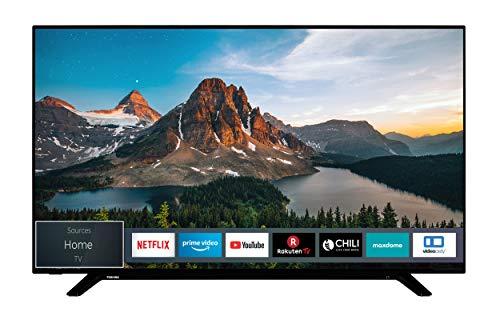 Tv toshiba 55pulgadas led 4k uhd   55u2963dg   smart