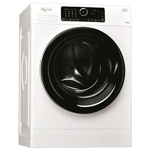Whirlpool FSCR 12440 Carica frontale 1400Giri/min A+++-50% Bianco lavatrice