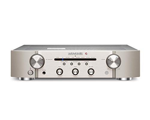 Marantz PM6006 - Amplificador estéreo Integrado, Color Plateado