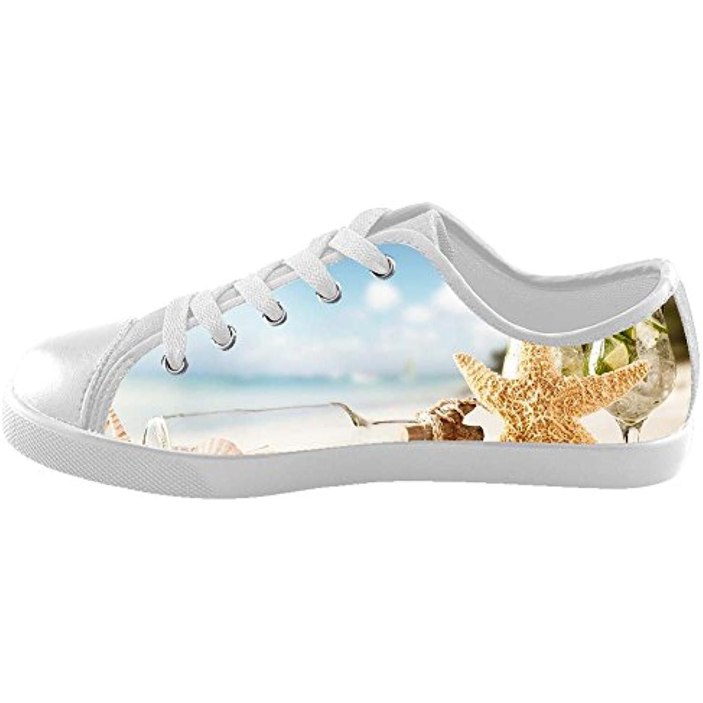 Custom Spiaggia delle stelle marine Kids le Canvas shoes Le scarpe le Kids scarpe le scarpe. Parent 078cea