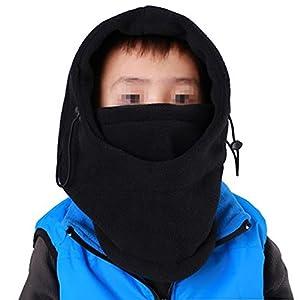 TININNA Kinder Sturmhaube Balaclava Gesichtshaube Skimaske Motorradmaske Skihaube Kopfhaube Gesichtmaske