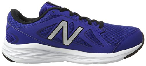 New Balance 490v4, Scarpe Running Uomo Blu (Blue/Grey)