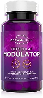 DreamQuick Diepe slaap-modulator - plantaardige harmonisatie van de slaaparchitectuur ter verlenging van de fa